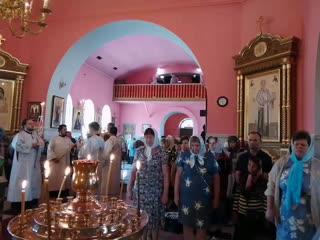 проповедь Владыки Диодора в праздник Вознесения Господня