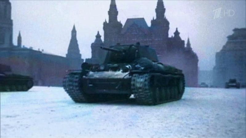 Парад 1941 года на Красной площади. Документальный фильм