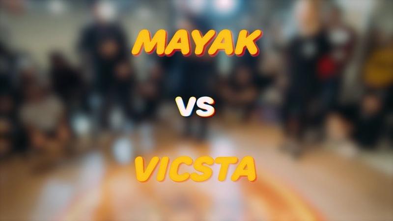 Mayak vs Vicsta Electro beg 1 4