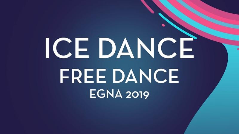 Natalie D'Alessandro / Bruce Waddell (CAN) | Ice Dance Free Dance | Egna-Neumarkt 2019