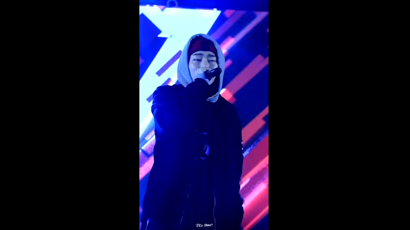 15 03 2019 ZICO I am you you are me Galaxy Fanparty in Daejeon