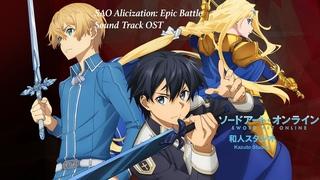 Sword Art Online: Alicization - Epic Battle SoundTrack (OST Vols 1, 2, 3)