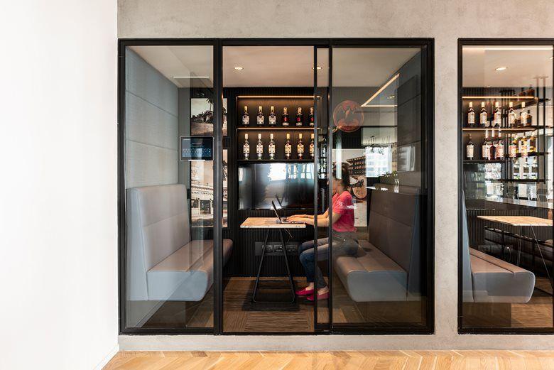 Bacardi office - Milan / Italy