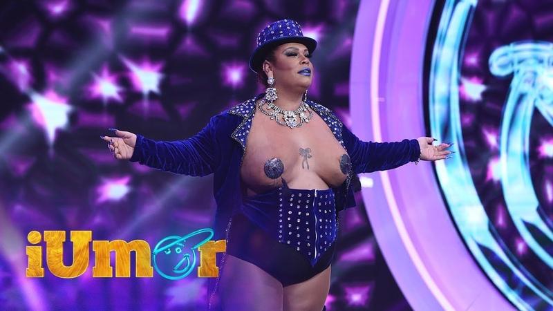 Wendy Superstar număr senzațional din sâni la iUmor