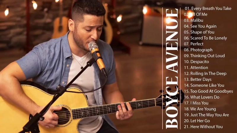BEST ONES - Boyce Avenue