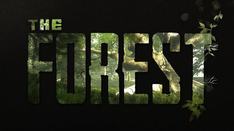 The Forest как я нубил