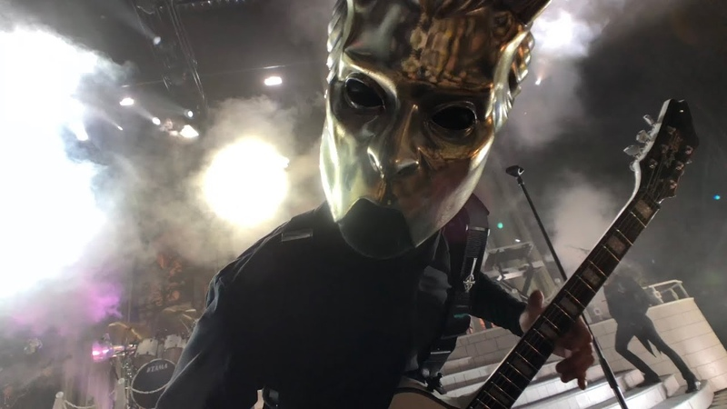 4K Ghost Live at the Fillmore Jackie Gleason Theater Miami Beach FL 11 24 2018