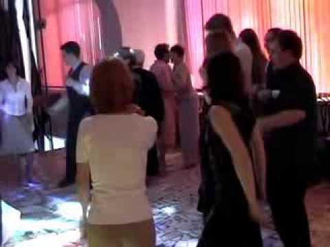 Свадьба Романа и Виктории Ворониных. Часть 2 (08.06.2002)