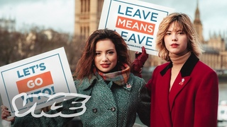 Are These Teenage Sisters Paid Influencers or Real Brexiteers