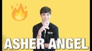 Asher Angel Explains Why He's Not Fan Of Fair Rides Or Coffee