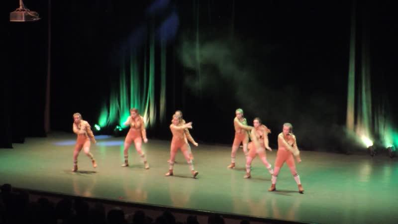 Джуманджи/ Dance Fest-2020 / Dance studio VIS-A-VIS
