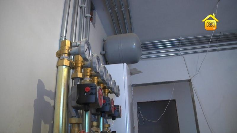 Отопление большого дома при отсутствии газа FORUMHOUSE