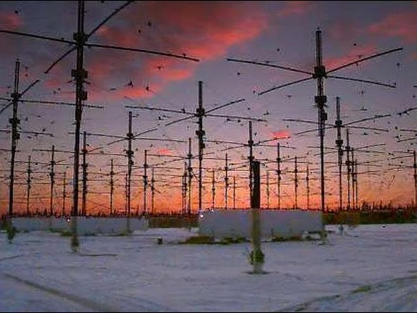 HAARP Климатическое оружие ч.1 Фильм Галины Царевой