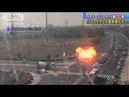 ガザからロケット弾200発 イスラエル空爆に報復か(19/11/13)