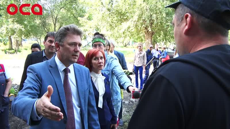 Министр ЖКХ проверил подготовку к отопительному сезону