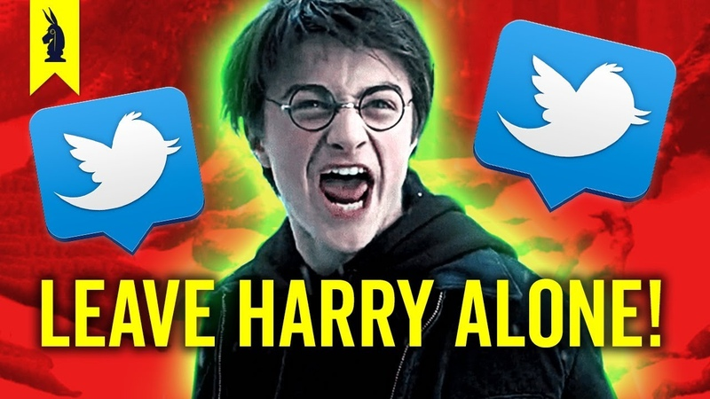 Harry Potter The Plague of Twitter Why JK Rowling Should Leave Harry Alone – Wisecrack Edition