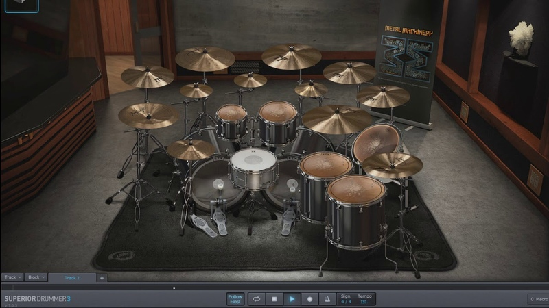 Slipknot Custer only drums