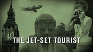 The Jet-Set Tourist I British Pathé