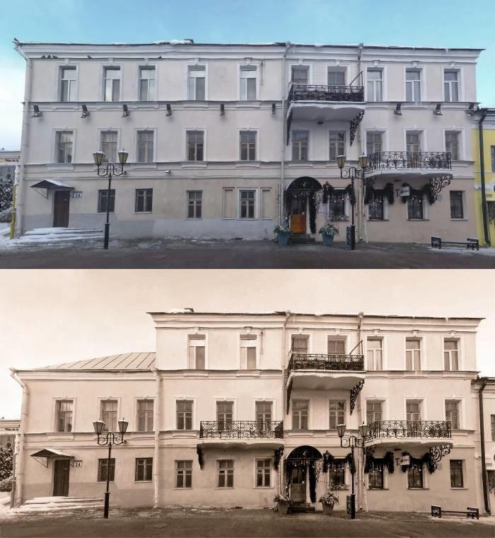 Город, который мы потеряли на улице Комиссара Крылова
