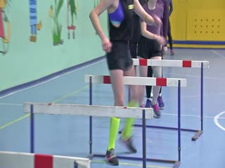 В Новом году с новыми победами: воспитанники секции по легкой атлетике вернулись с соревнований