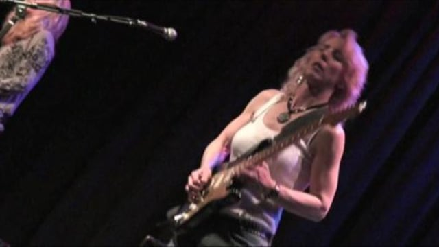 Laurie Morvan Band Lay Your Hands