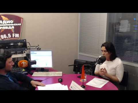 Радио КП Волгоград 13.01 в 12.03 Эвелина Гаевская