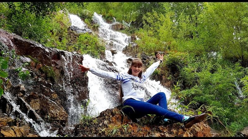 Водопад в Солнечном районе
