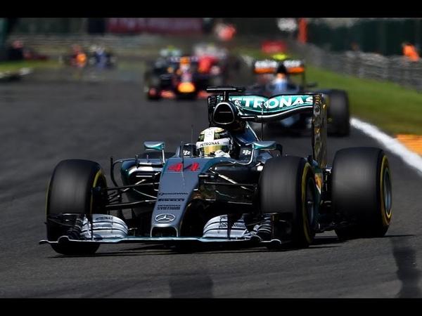 F1 2016 - R12 BELGIAN GRAND-PRIX - Race