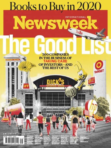 Newsweek International - 06.12.2019