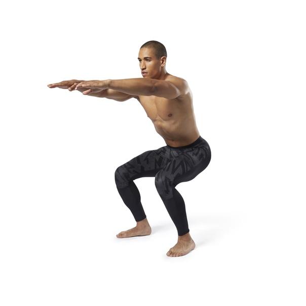 Компрессионные тайтсы Reebok CrossFit®