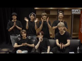 BTS WORLD TOUR LOVE YOURSELF NEW YORK DVD - Making Film рус.саб