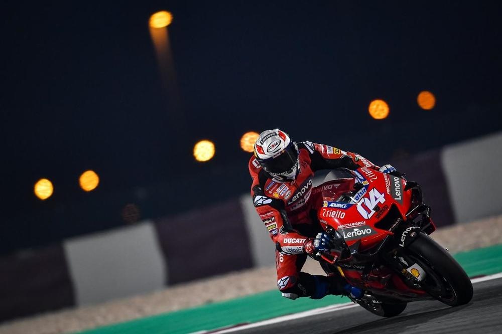 Фотографии с 1-го дня тестов MotoGP 2020 в Катаре