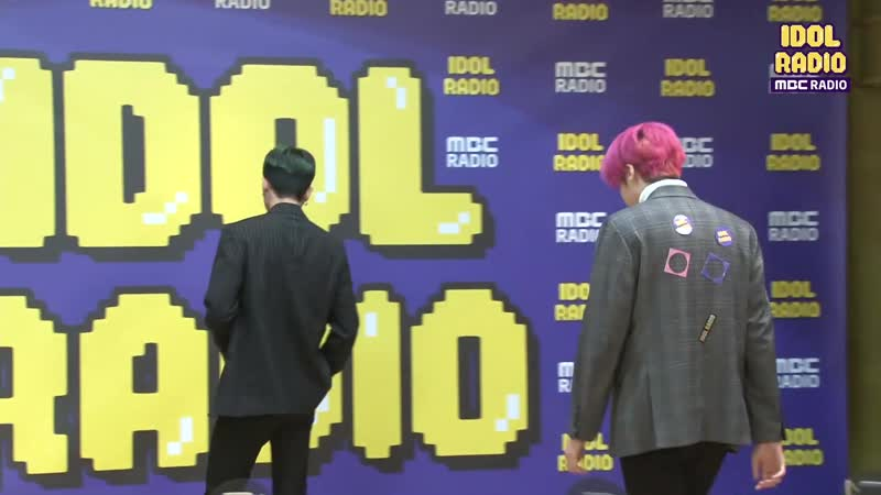 [19.02.2019] Pentagon photo time @ IDOL RADIO