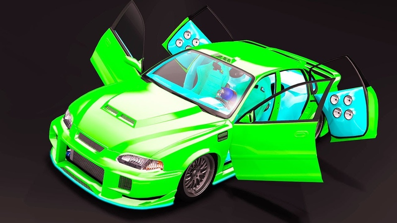 The Most RIDICULOUS Custom Car Mods I've EVER Seen Early 2000's Customs BeamNG Drive Mods