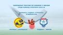 Чемпионат России по хоккею с мячом Мурман Родина Суперлига 2019 20