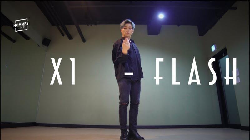 [YOUTUBE] Kang Leo 2019910 X1(엑스원) - Flash Leo Kang (강레오) Dance Cover