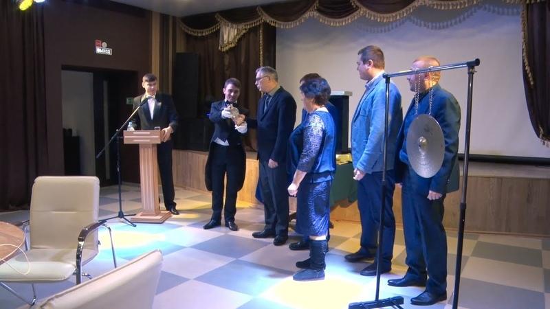 Финальная игра интеллектуального клуба. Хрустальная сова вернулась в Ямальскую школу.