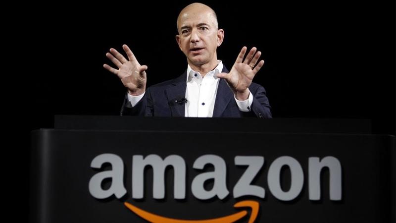 Как Джефф Безос построил Amazon
