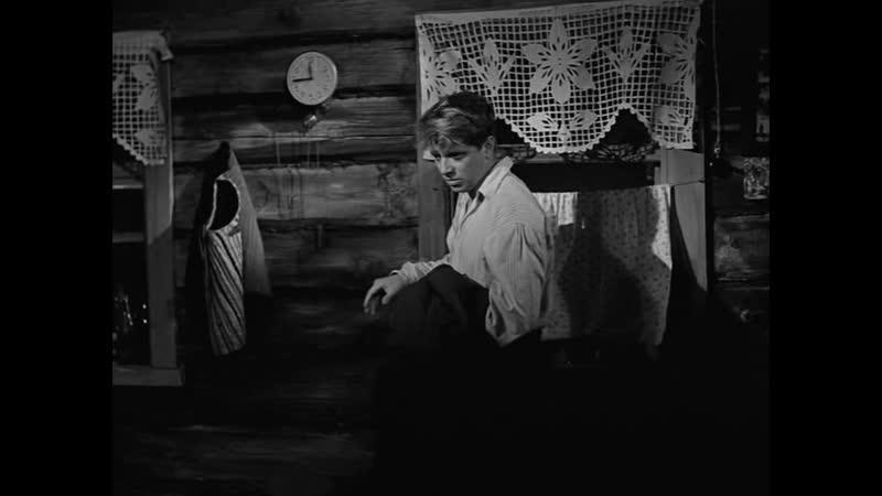 Строгая женщина - 1959, реж. Иосиф Шульман || В главных ролях: Ольга Хорькова, Юрий Белов, Инна Выходцева