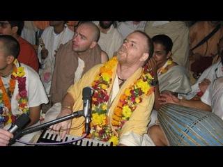 Aindra Das. Верните харинамы на улицы крупных городов этого Мира, как это было при Шриле Прабхупаде!