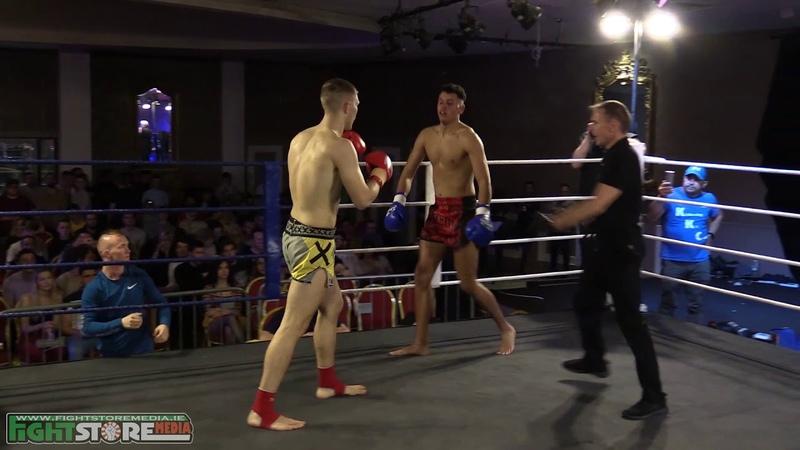 Liam Devaney vs Tristan Barnett - Deliverance