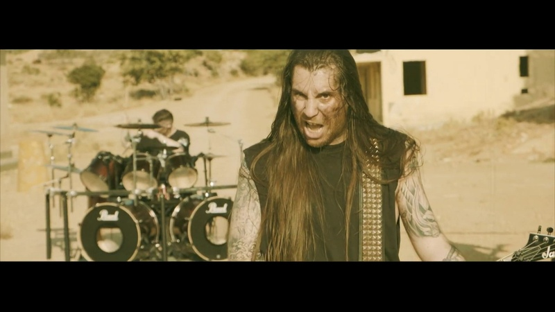 SUICIDAL ANGELS Bloody Ground OFFICIAL VIDEO CLIP