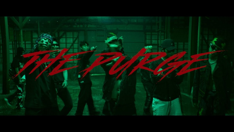 The Purge Official Video Jay Park pH 1 BIG Naughty Woodie Gochild HAON TRADE L Sik K