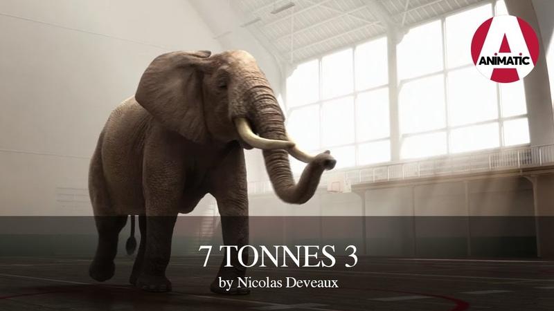 7 TONNES 3 - Court-métrage danimation par Nicolas Deveaux - Français - CGI 3D