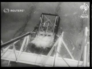 Crash tests for pilots (1951)
