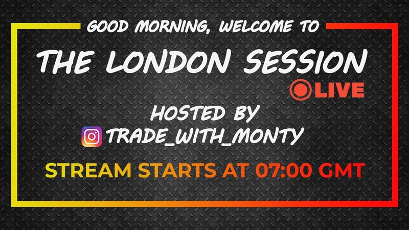 LIVE Forex Trading LONDON Wed May 27th Free Education