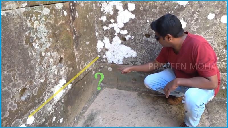 перевод анализ Шокирующая древняя технология Храм Преа Вихеар Камбоджа Praveen Mohan