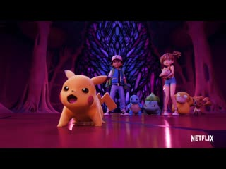 Pokémon mewtwo strikes back — evolution trailer
