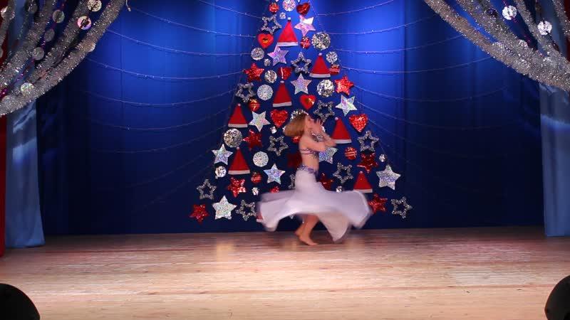 28 Козлова Ульяна Продолжающие Танец под эстрадную арабскую песню