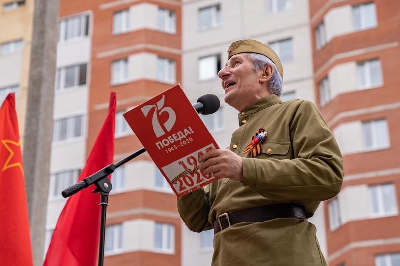 Ухта отметила День Победы, изображение №5